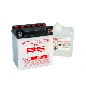 BATTERIE BS BATTERIE BB10L-B CONVENTIONNE