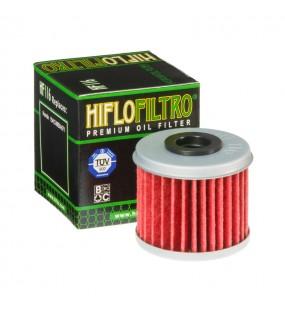 FILTRE A HUILE HF116 POUR CRF450R/X 2004-05 ET CRF