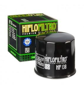 FILTRE A HUILE HF138 POUR GSXR600/750/1100  VX800