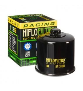 FILTRE A HUILE HF138RC POUR GSXR600/750/1100  VX80