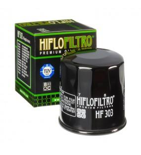 FILTRE A HUILE HF303 POUR CBR  VFR750  NTV650  ZXR