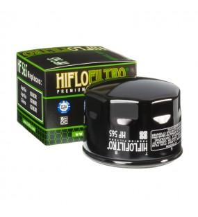 FILTRE A HUILE HF565 POUR APRILIA 750 SHIVER  DORS