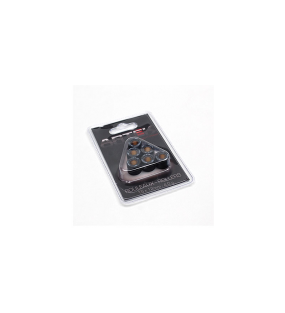 GALET SCOOT ARTEK K1 15x12 4,0g (x6) POUR MBK 50