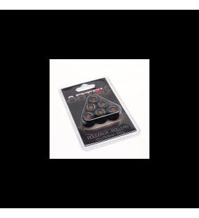 GALET SCOOT ARTEK K1 19X15,5 5,5g (x6) POUR PIAGGIO 50