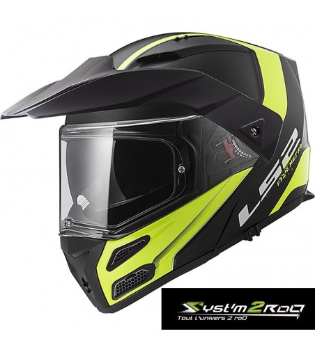 CASQUE LS2 FF324 METRO EVO MODULABLE TAILLE M