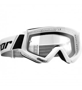 LUNETTE CROSS COMBAT THOR BLANCHE