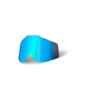 ECRAN bleu de remplacement pour masque 100%