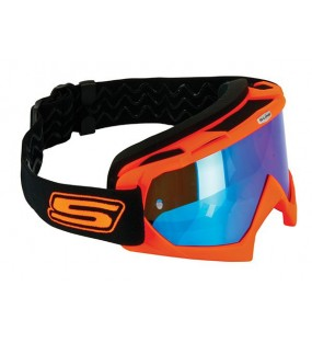 MASQUE CROSS S-LINE ECO ORANGE FLUO