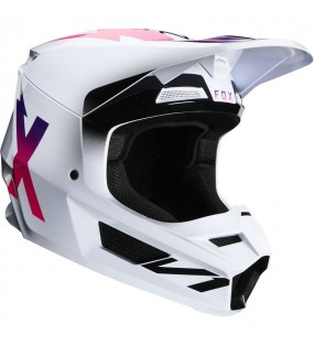CASQUE CROSS FOX V1 WERD...