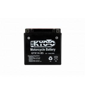 BATTERIE KYOTO YTX14-BS AGM - GTX14-BS