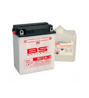 BATTERIE BS BATTERY BB12AL-A CONVENTIONN