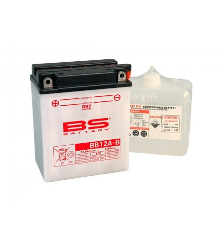 BATTERIE BS BB12A-B
