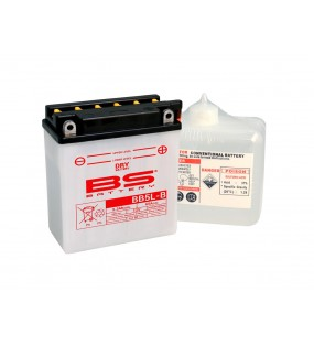 BATTERIE BS BB5L-B AVEC PACK ACIDE