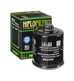 Filtre à huile HIFLOFILTRO HF197