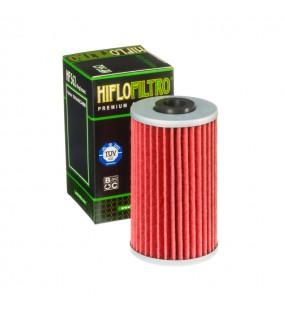 Filtre à huile HIFLOFILTRO HF562 pour Kymco dink, grand dink