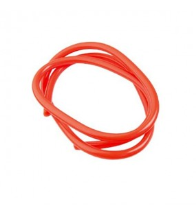 DURITE ESSENCE TUN'R 5x8MM COULEUR ORANGE FLUO 1M