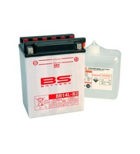 BATTERIE BS BATTERY BB14L-A2 CONVENTIONN