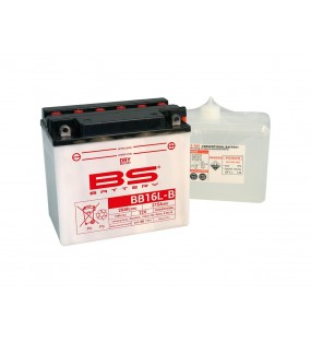 BATTERIE BS BATTERY BB16L-B CONVENTIONNE