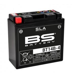Batterie BS BT14B-4 SLA sans entretien activée usine