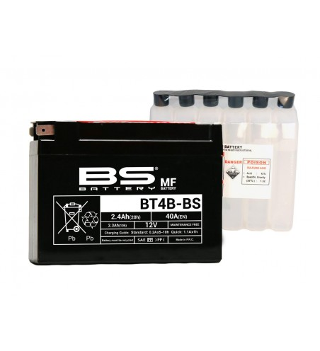 BATTERIE BS BT4B-BS