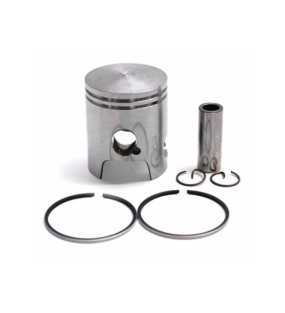 PISTON SCOOT MALOSSI FONTE POUR PEUGEOT 50 TKR, SPEEDFIGHT/PIAGGIO 50 ZIP 2T, TYPHOON, NRG/GILERA 50 STALKER, RUNNER
