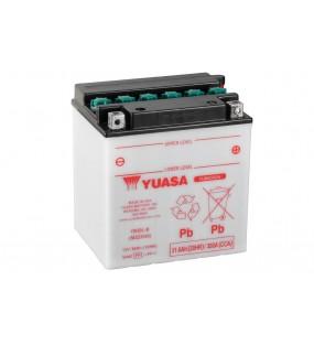 Batterie YUASA YB30L-B conventionnelle