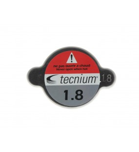 Bouchon de radiateur TECNIUM 1,8 Bars moto japonaises