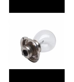 AMPOULE / LAMPE 12V 15W NORME SB25 CULOT P26S BLANC