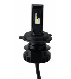Ampoule H4 LED + Ballast - 16W / 2200 Lumens ( Code / Phare )