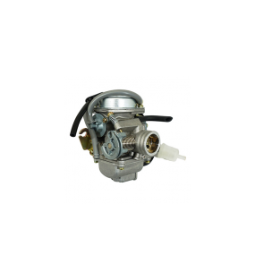 CARBURATEUR ADAPTABLE SCOOTER CHINOIS 125CC 4T / PEUGEOT 125 DIAM 24MM