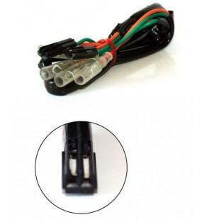 Câbles pour clignotants BIHR type Honda