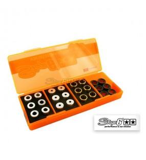 GALETS DE VARIATEUR SCOOT STAGE6 15 X 12 4.0 / 4.5 / 5.0 / 5.5 G