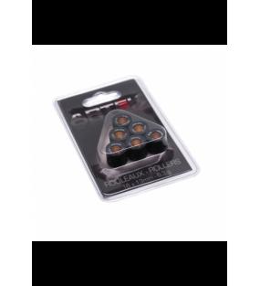 GALET SCOOT ARTEK K1 16X13 6,3g (x6) POUR PEUGEOT 50 / PIAGGIO 50 / KYMCO 50