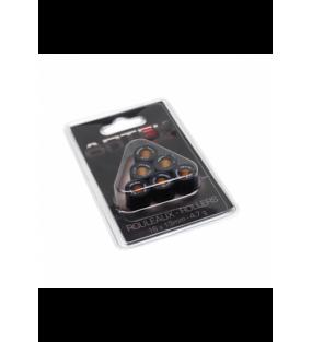 GALET SCOOT ARTEK K1 16X13 4,7g (x6) POUR PEUGEOT 50 / PIAGGIO 50 / KYMCO 50