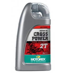 HUILE MOTOREX CROSS POWER 2T 1L