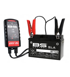 Chargeur de batterie intelligent BS BS15
