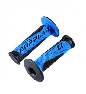 REVETEMENT / POIGNEE DOPPLER GRIP RADICAL NOIR / BLEU