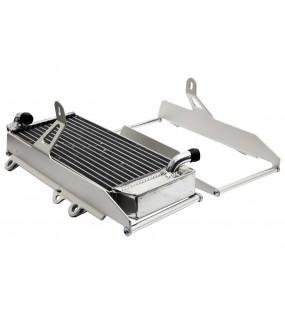 Protection de radiateur CROSS-PRO Light aluminium noir Sherco 250 300