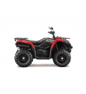 QUAD CF MOTO CFORCE 520 L7E ROUGE