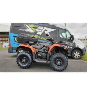 QUAD CF MOTO 520 L7E 4X4 ORANGE