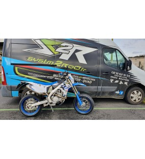 MOTO SUPERMOTARD TM RACING 450 SMR 2021