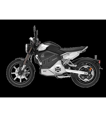 MOTO SUPER SOCO TC MAX NOIR A BATON