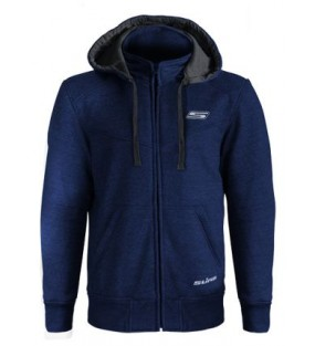 SWEAT GRIS TAILLE S  AVEC PROTECTION