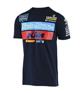 TEE SHIRT KTM NAVY TEE TLD TAILLE M