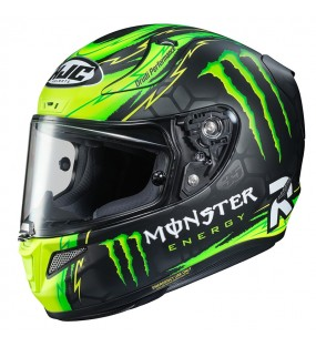 CASQUE HJC RPHA 11 DECO MONSTER