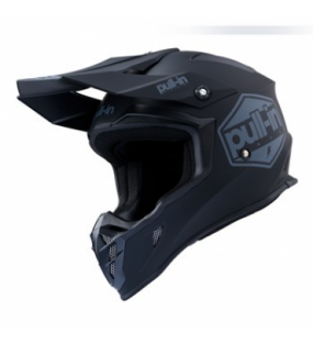 CASQUE CROSS PULL-IN SOLID